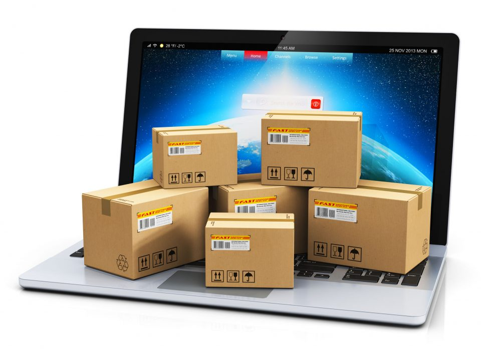 shipping and shopper online behavior changes | Leigh-David.com last mile delivery